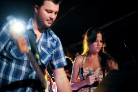 Austin Scaggs and Allison Pierce, DylanFest 2009